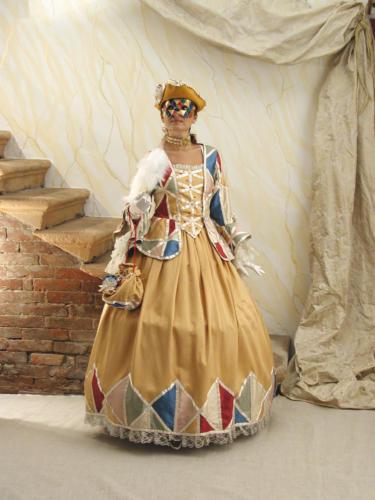 Dama Arlecchina