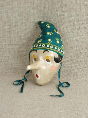 Pinocchio Asilo